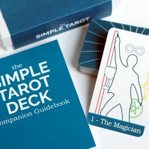 The Classic Tarot Deck from The Simple Tarot.