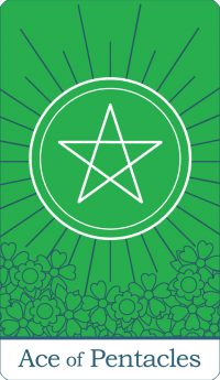 Ace of Pentacles Tarot Card Meaning