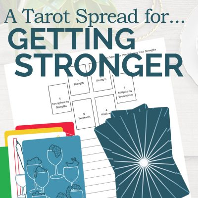 A Tarot Spread for Conquering Your Weaknesses