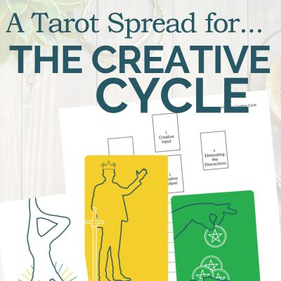 A Tarot Spread for the Creative Cycle