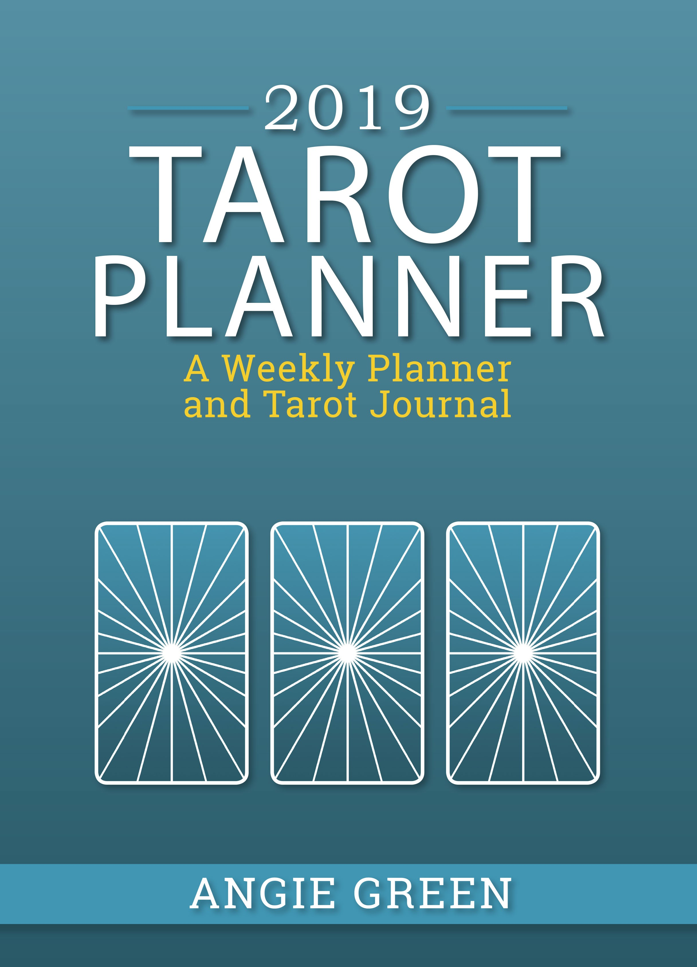 Do you love tarot? You'll LOVE using this weekly tarot planner to record your tarot spreads and daily tarot card draws. Get it from The Simple Tarot.