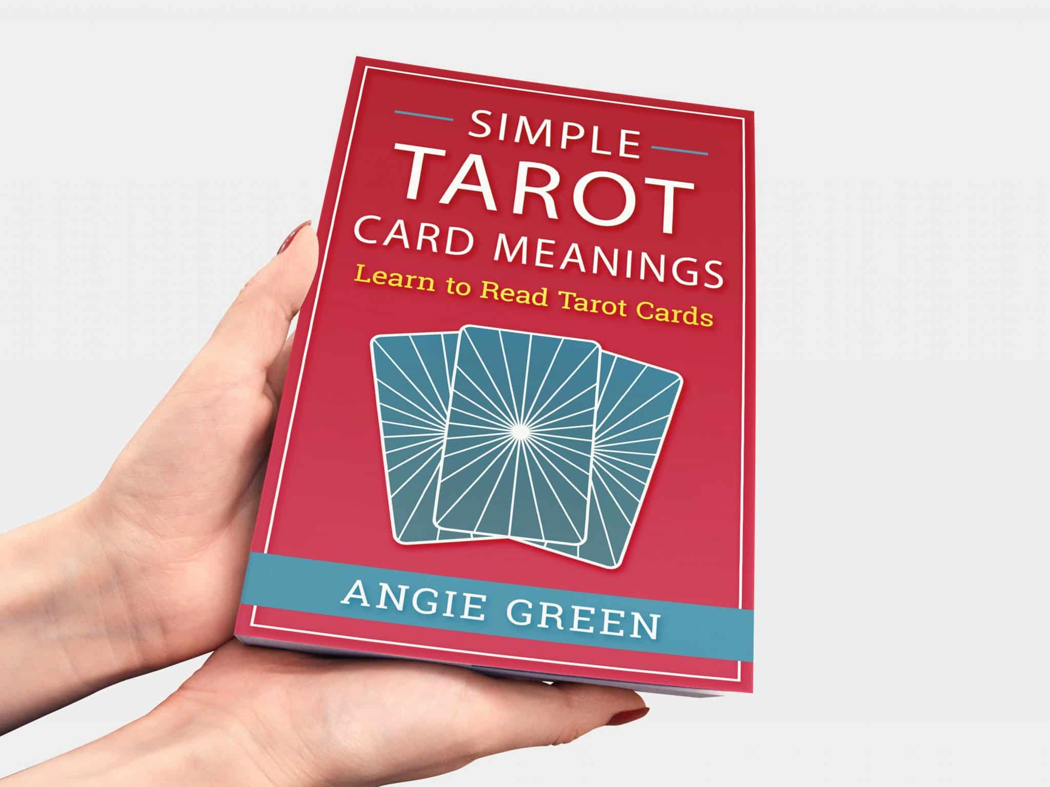 graphic about Printable Tarot Cards With Meanings referred to as Uncomplicated Tarot Card Meanings (print e-book deal)