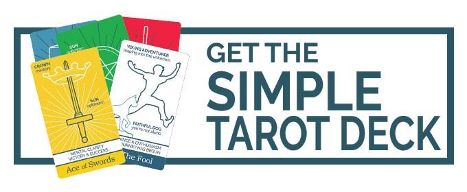 Get the Tarot Deck from The Simple Tarot