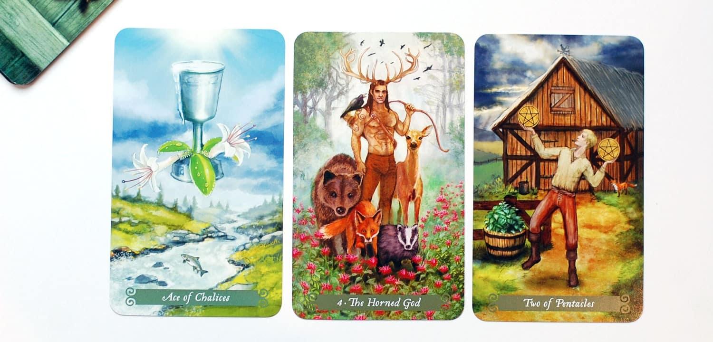 An honest look at the green witch tarot deck