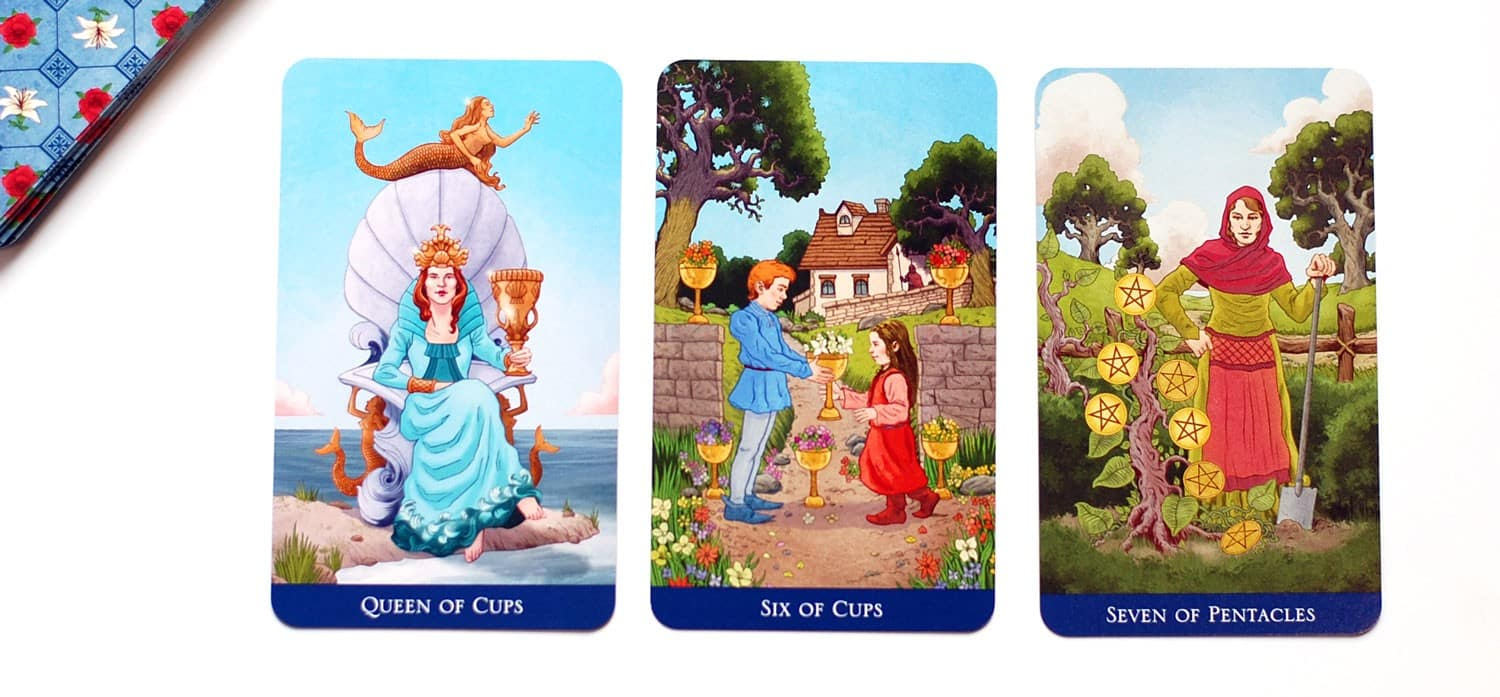 The Llewellyns Classic tarot deck review