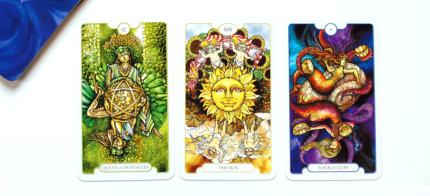 An honest review of the revelations deck of tarot cards