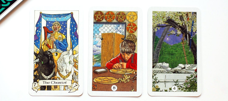 The Robin Wood Tarot Deck review