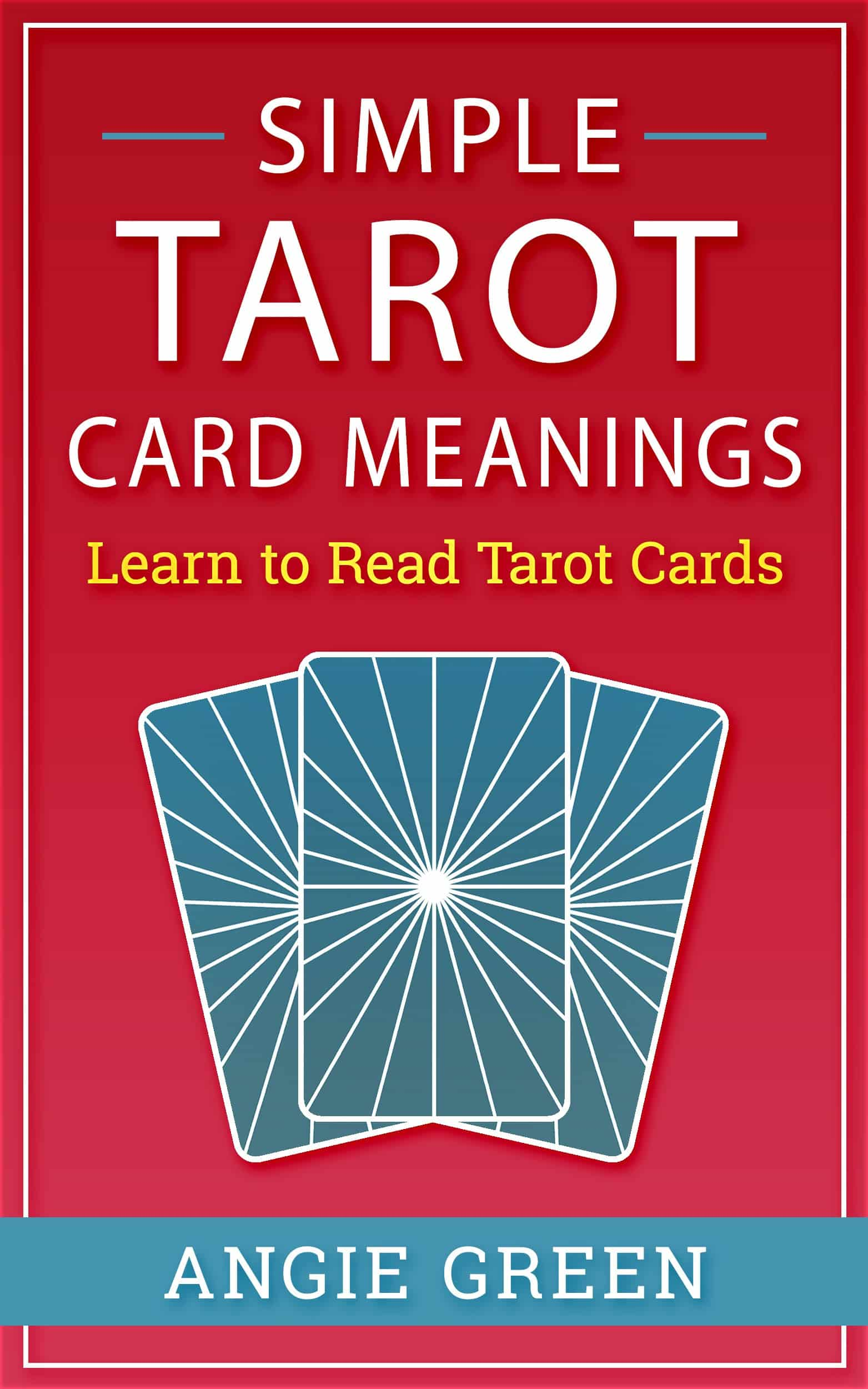 Do you want to read tarot cards - without memorizing or struggling to remember the tarot card meanings? Get this book, Simple Tarot Card Meanings, from The Simple Tarot today!