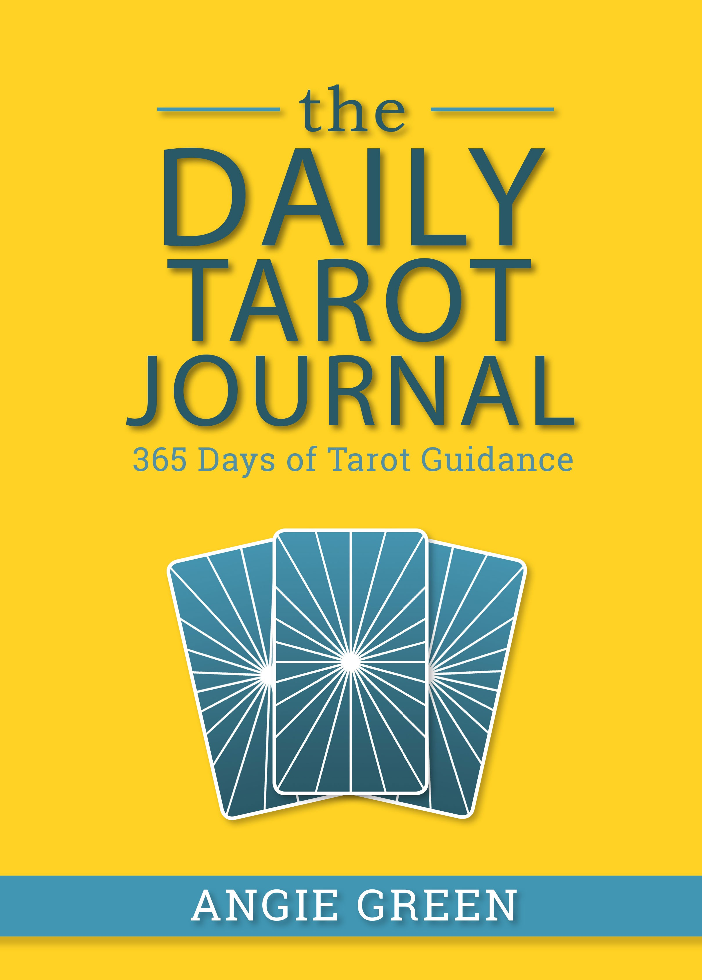 The Daily Tarot Journal is your personal guide through the next 365 days of tarot exploration and learning. With this journal (and the companion book), you will discover and record creative, simple, and clear guidance from your tarot cards, every single day. Get this journal from The Simple Tarot today!