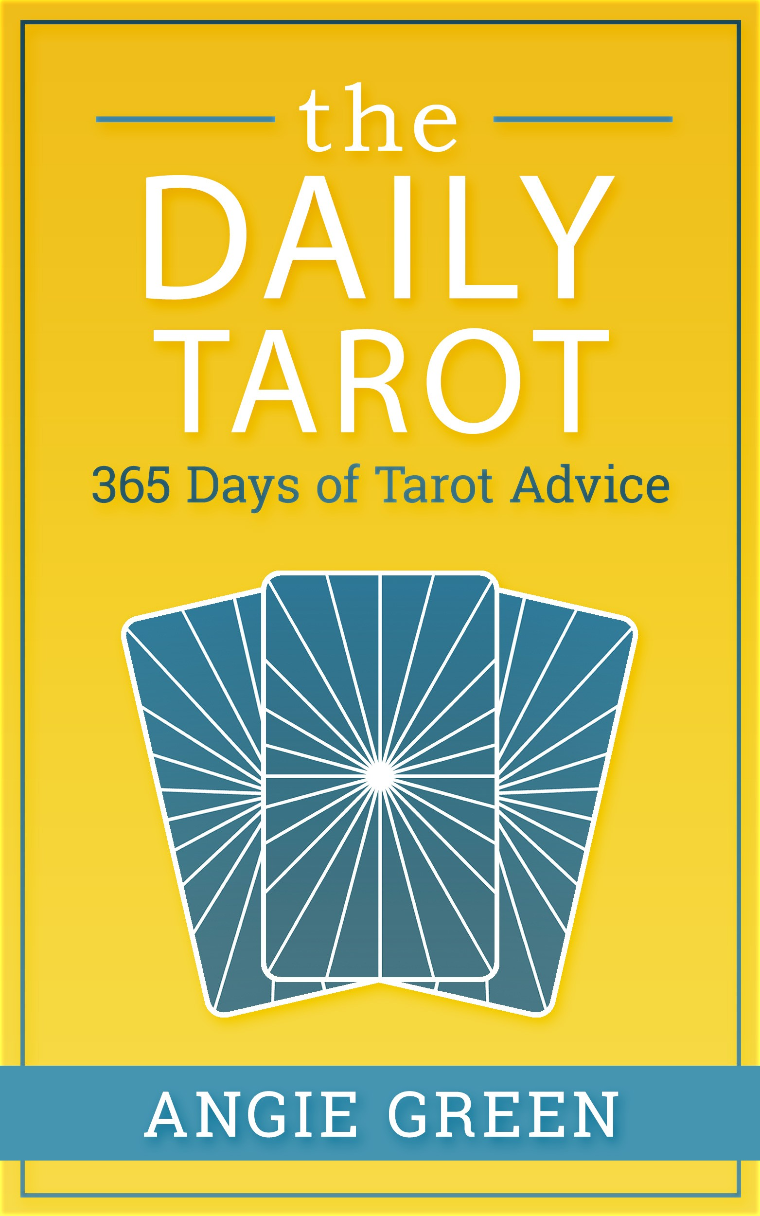 Discover creative, simple, and clear guidance from your tarot cards, every single day with The Daily Tarot Kit from The Simple Tarot. The Kit includes a print book, ebook, print journal, and daily tarot emailed horoscopes delivered every day for the next 365 days.