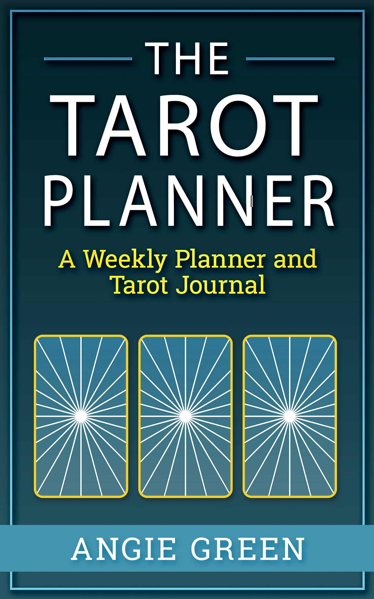 Do you love tarot? You'll LOVE using this undated, weekly tarot planner to record your tarot spreads and daily tarot card draws. Get it from The Simple Tarot.