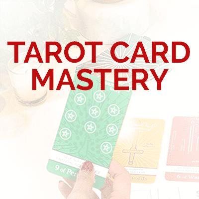 Tarot Card Mastery course from The Simple Tarot.