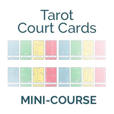 Tarot Court Cards Mini-Course from The Simple Tarot.