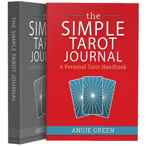 The Simple Tarot Journal book and PDF bundle from The Simple Tarot.